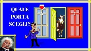 IL PROBLEMA DI MONTY HALL SPECIALE - By Marco Ripà