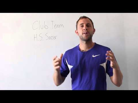 Should You Play Club or High School Soccer | Soccer Recruiting Tips From Online Soccer Skills
