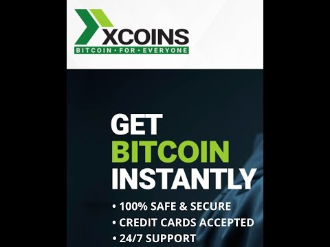 How To Buy Bitcoins With Xcoins Using Your PayPal Account Instantly