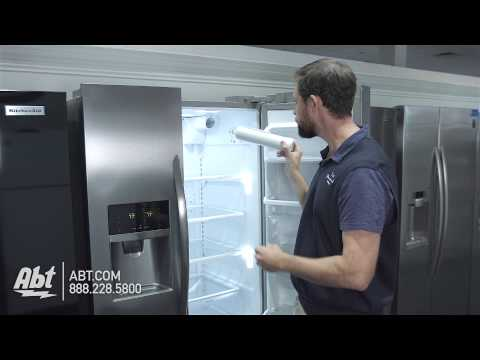 How To: Replace The Water Filter in Your Frigidaire Refrigerator Using Filter Model ULTRAWF