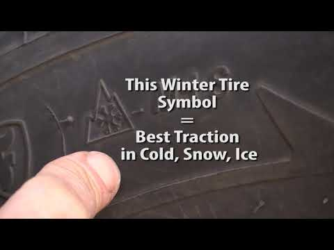 15 Seconds to Safety: How to Identify a Winter Tire