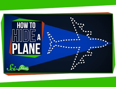 Stealth: How to Hide a Plane