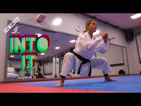 Karate With Amy Connell | Into It