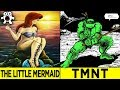 The Messed Up Origins of Our Favourite Cartoons