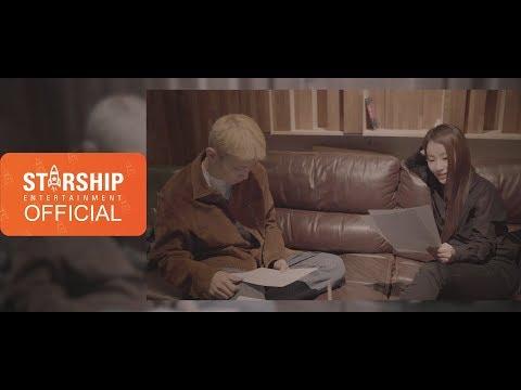 [Making Film] 주영(Jooyoung) & 조현아 (Jo Hyun Ah) - Door (Feat. Beenzino) 녹음실