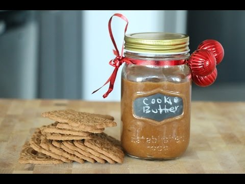 Homemade Speculoos- Cookie Butter