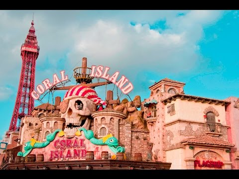Top Tourist Attractions in Blackpool: Travel Guide England