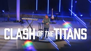 Clash of the Titans | Tim Sheets