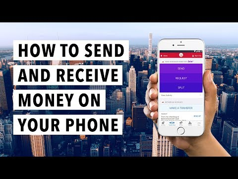 How To Send And Receive Money On Your Phone Using Paypal, Shopify, Zelle or Venmo