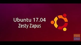 How to install Ubuntu 17.04