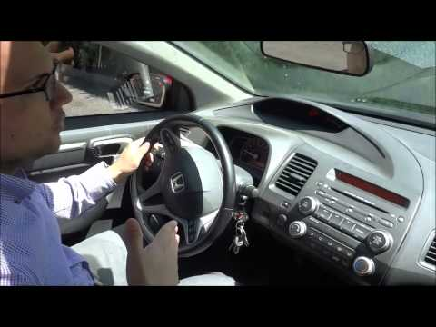 How To Reverse In A Car-Driving Lessons For Beginners