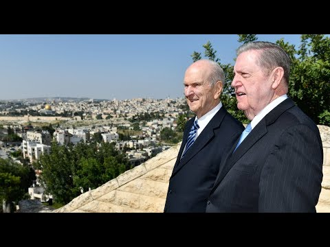 Elder Jeffrey R. Holland Reflects on President Russell M. Nelson's Global Ministry Tour