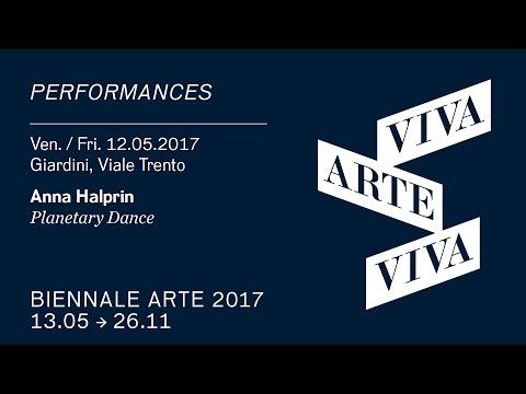 Biennale Arte 2017 - Anna Halprin (performance)