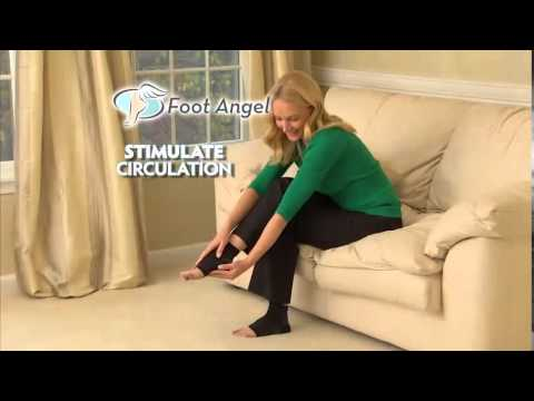 FOOT ANGEL ANTI-FATIGUE COMPRESSION FOOT SLEEVE