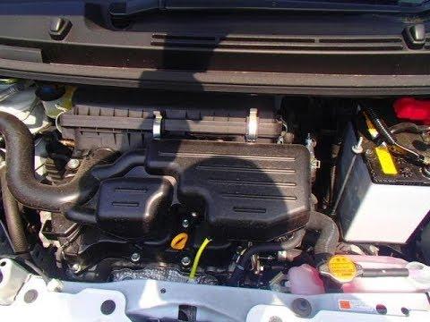 Daihatsu Move Engine Number Location in URDU/HINDI