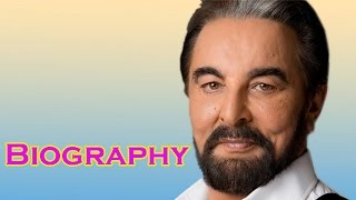 Kabir Bedi - Biography