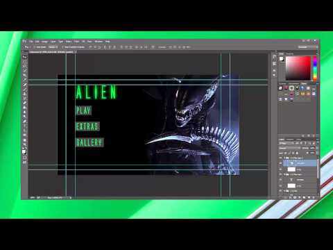 Adobe Encore Menu Design - PT2