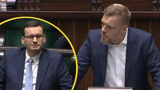 Zandberg bezlitośnie punktuje Morawieckiego | OnetNews