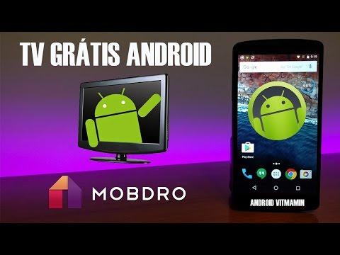 Mobdro Canais IPTV para Android