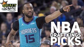 3/6/18 NBA DRAFTKINGS PICKS