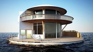 Coolest Zombie Proof Houses Around The World