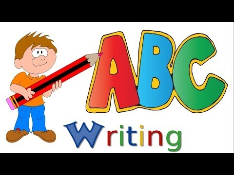 ABC Writing | Alphabet Writing | Capital Letters | Upper-Case Letters