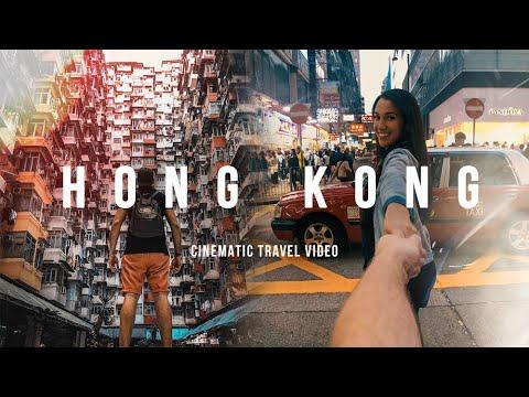 Hong Kong Travel Video    Shot on iPhone