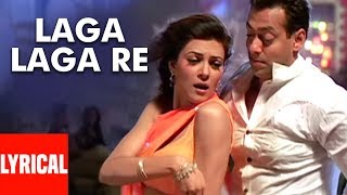 Laga Laga Re Lyrical Video Song   Maine Pyaar Kyun Kiya   Salmaan Khan, Sushmita Sen