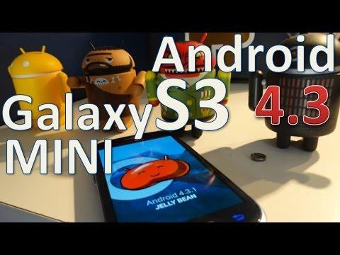 Actualiza tu Galaxy S3 Mini a Android 4.3 (Español Mx)