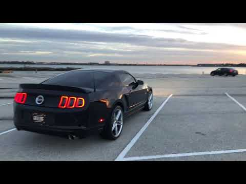 2013 Mustang GT walk around