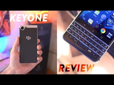 BlackBerry KEYone Review: BEST phone you shouldn't buy!