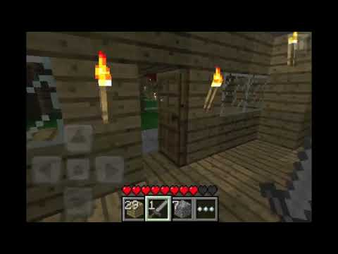 Minecraft PE Lets play Episode 6 - 500 SUBS!!!!