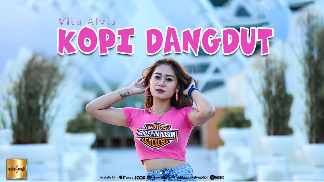 Vita Alvia - Kopi Dangdut (Official Music Video)