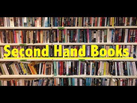 I Love Second Hand Books Vlog