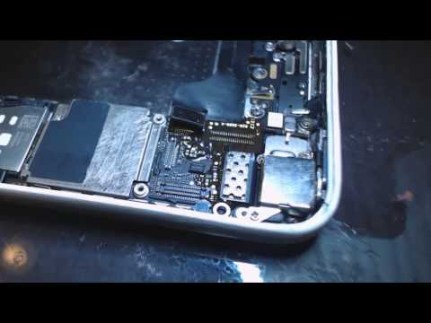 Mail in: iPhone 5C Touch Digitizer FPC connector Replacement Repair Service Order 19954