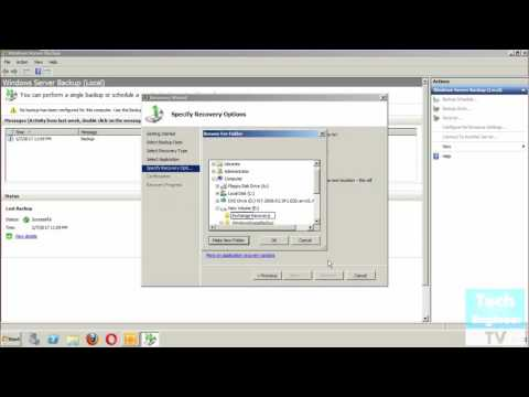 Recover the Database of Exchange Server 2010