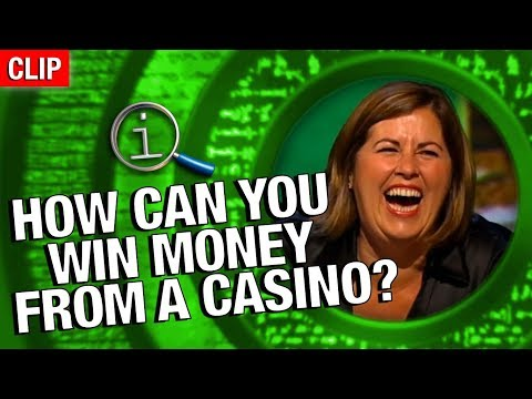 QI - How Can You Win Money From A Casino?