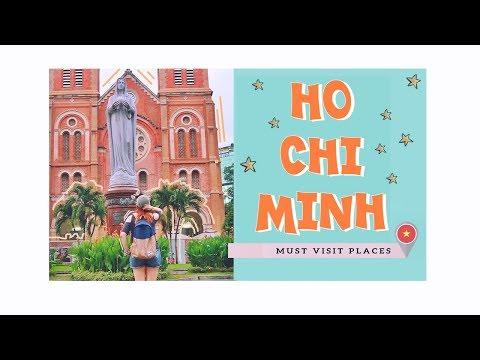 🇻🇳vietnam vlog 🛎 MUST VISIT PLACES [saigon   ho chi minh] episode#3 ⚫ TheWickeRmoss
