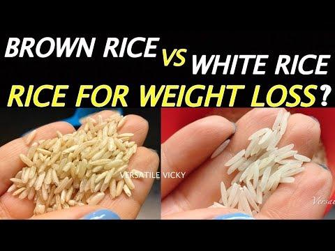 Brown Rice Vs White Rice | White Rice VS Brown Rice Hindi