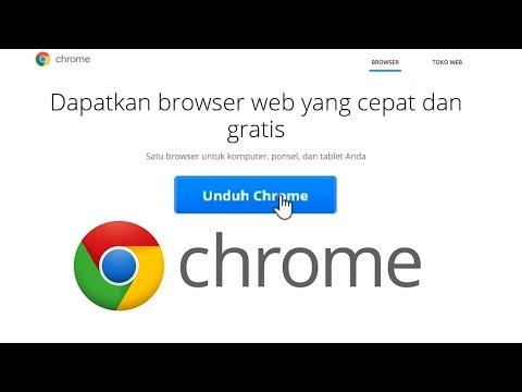 Cara Download dan Install Google Chrome di Komputer