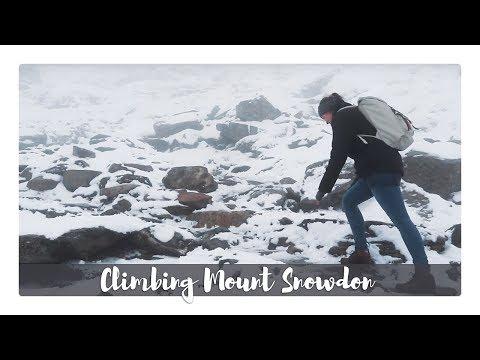 Hiking in Snowdonia & climbing Mount Snowdon 🏔