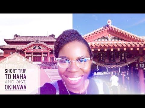 Short trip to Naha and OIST in Okinawa, Japan!!!