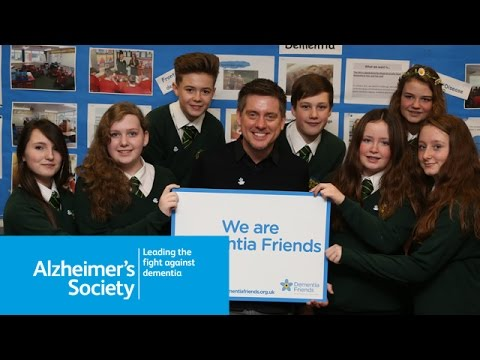 Join Dementia Friends at your school - Alzheimer's Society