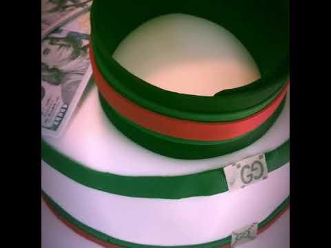 Gucci Cake Belt Wallet