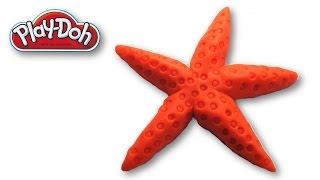 How To Make Play Doh Starfish