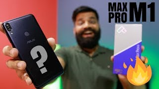 Asus Zenfone Max Pro M1 Unboxing & First Look - The Redmi Note 5 Pro Killer?? 🔥🔥🔥