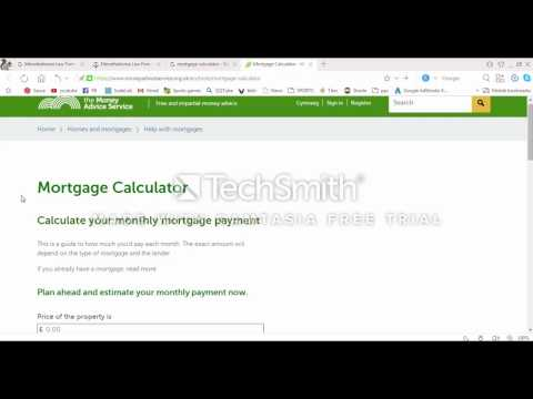 Mortgage Calculator  usa- Work out your mortgage repayments and