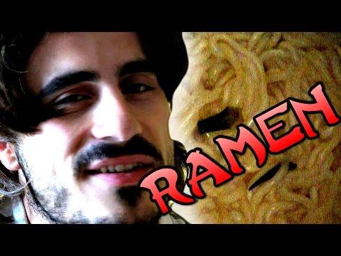 HOW TO DO RAMEN