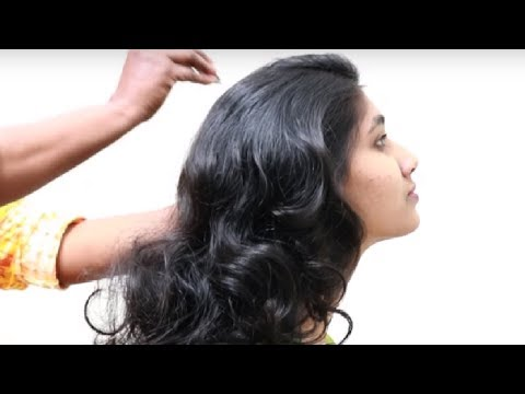 easy everyday hairstyle / hairstyle for college / work / party / outgoing / long hair hairstyle