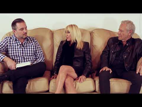 A Conversation with Suzanne Somers and Alan Hamel  - PART 1